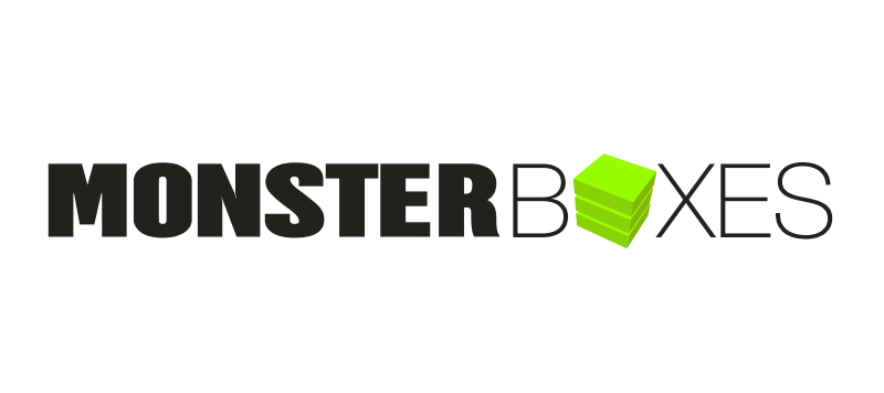 Monster Boxes Logo